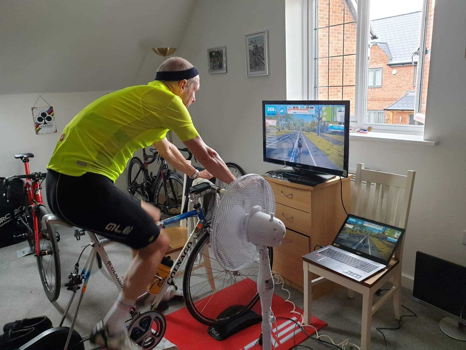 Time Trials for VTTA Members on Zwift
